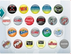 Coke Products Soft Drinks