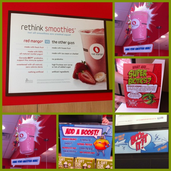 Creative promotions at Red Mango