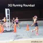 3q running roundup