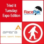 Tried it Tues Expo