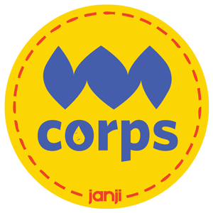 Janji Corps Badge 2014