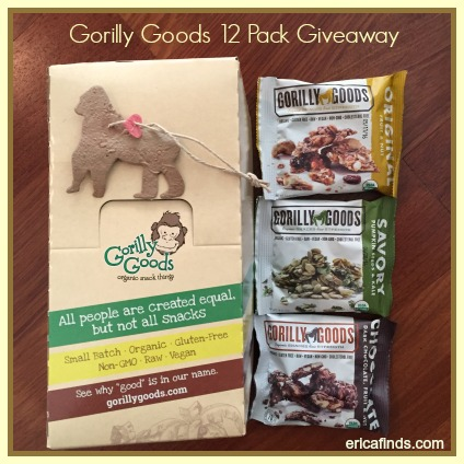 gorilly goods giveaway