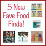Five Fave Food Finds