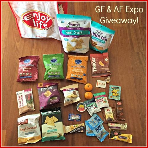 GF AF Expo Giveaway