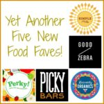 yet another 5 food faves FI