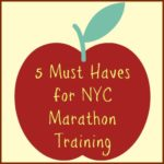 5 must haves marathon